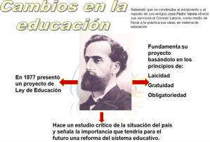 """""""Educación es la condición indispensable de la ciudadanía."""""""