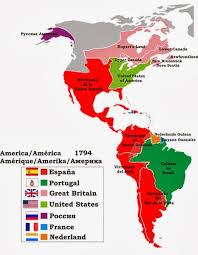 colonias América